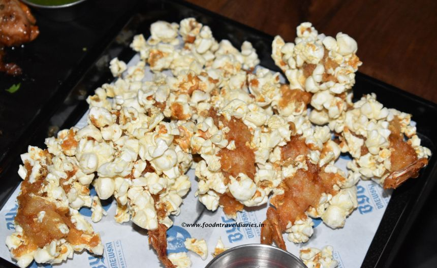 Popcorn Prawns